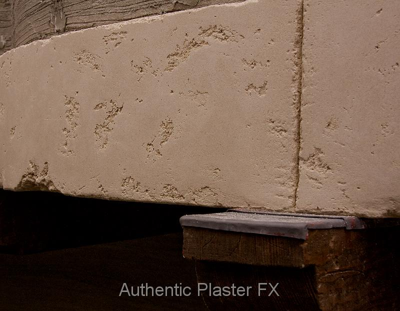 Limestone Plaster is it Real ?